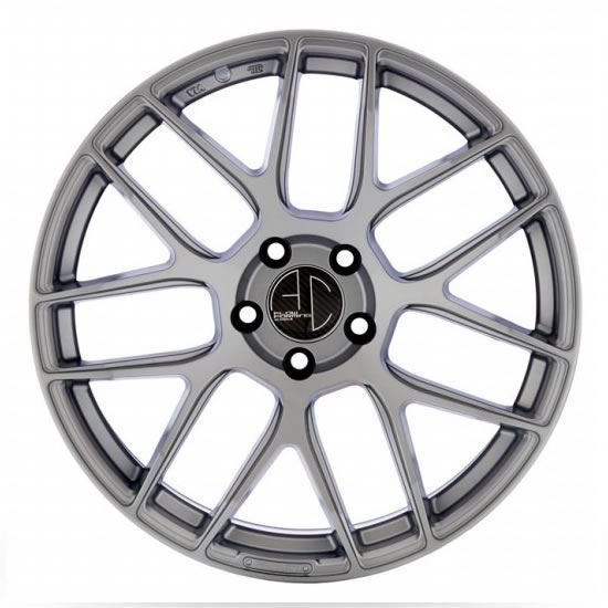 "NEW 18"" AC FF046 FLOW FORMED ALLOY WHEELS IN SILVER"
